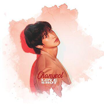 Chanyeol EXO Love Shot by nurfzr