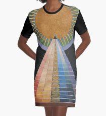 Altarpiece No 1 Group X Hilma Af Klint  Graphic T-Shirt Dress