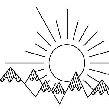 mountains by Vectorqueen