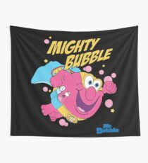 Mighty Bubble Tapestry