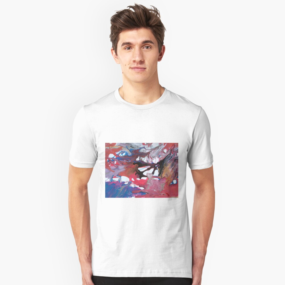 Emotion's Bed Unisex T-Shirt Front