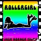 Rollergirl - Boogie Nights by sinistergrynn