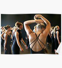 Ballet lessons Poster
