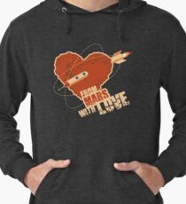 From Mars with love Lightweight Hoodie