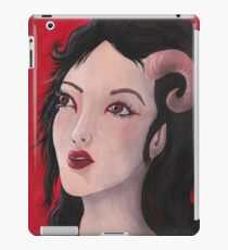 Oni iPad Case/Skin