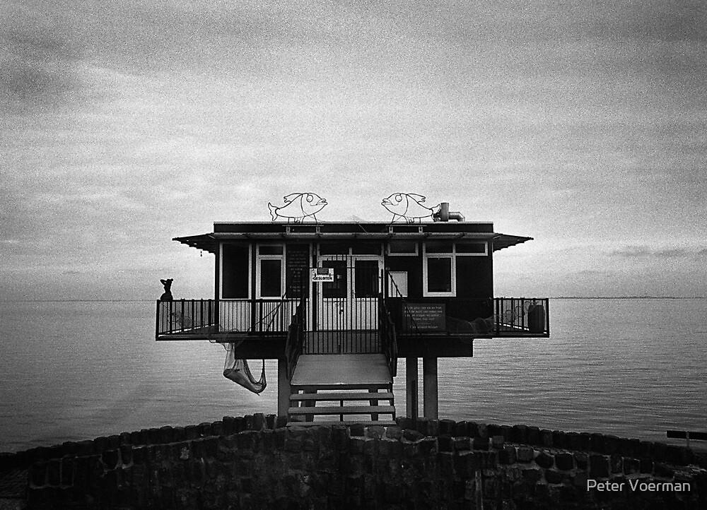 Fish restaurant  by Peter Voerman