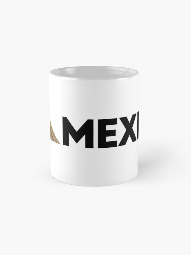 Alternate view of I love Mexico - Chichen Mug