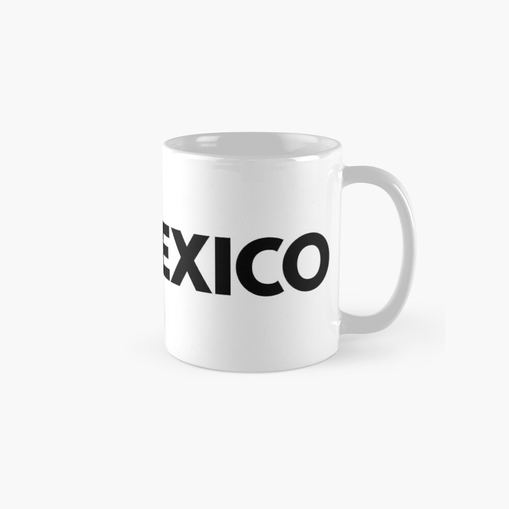 I love Mexico - Chichen Mug