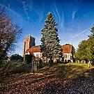 St Mary Rolvenden by Dave Godden
