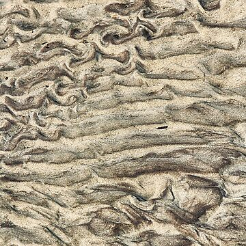 Patterns In Sand 3 by wselander