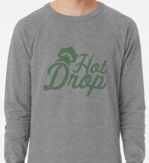 HOTDROP Text Logo Collection Lightweight Sweatshirt