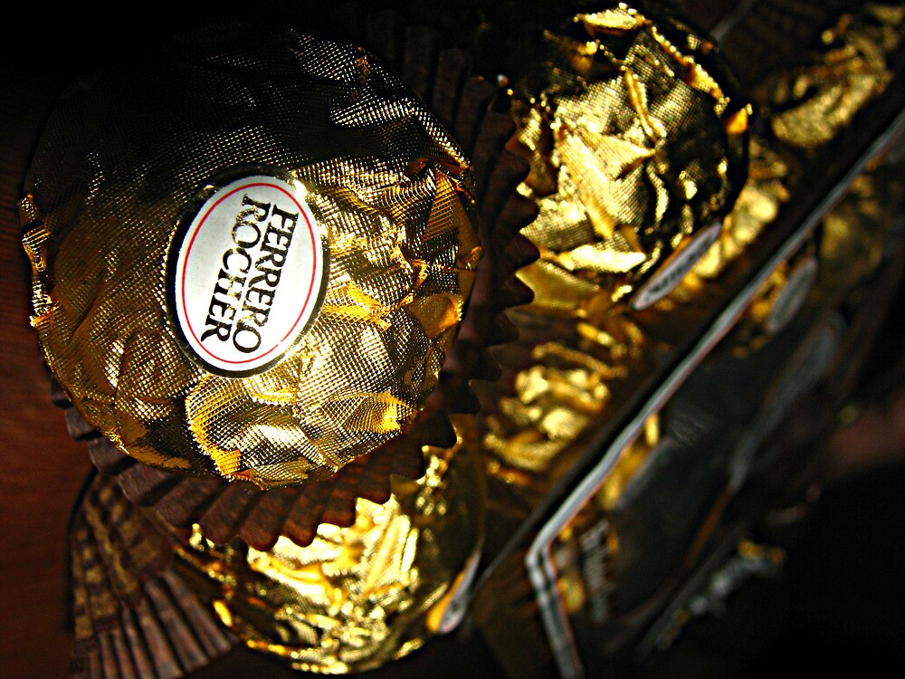 ferrero rocher by hpyroli