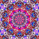 Pattern Art 61 by Natalie Holland