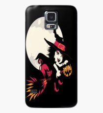 Witch with black Karter Case/Skin for Samsung Galaxy
