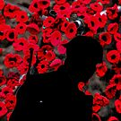 poppy forces by Perggals© - Stacey Turner