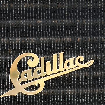 1904 Cadillac Badge by lizdomett