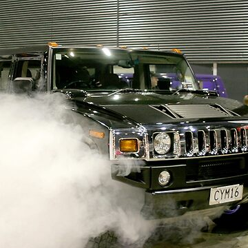 Hummer H3 by lizdomett