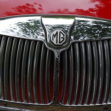MG Badge by lizdomett