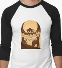 Full Moon in the Forest T-Shirt