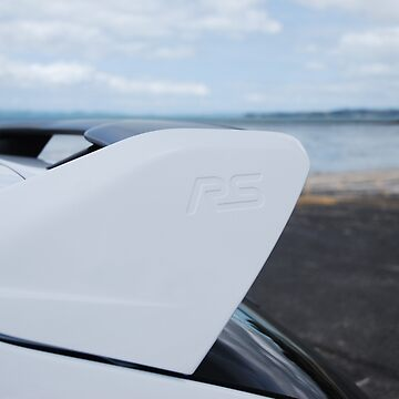 Ford Focus RS Spoiler by lizdomett