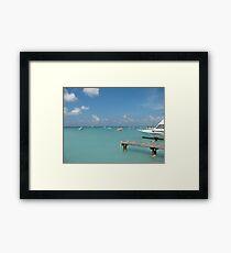 Baywatch Framed Print