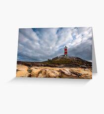 Cape Moreton - Qld Australia Greeting Card