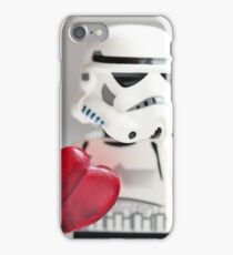 Tell someone you love them iPhone Case/Skin
