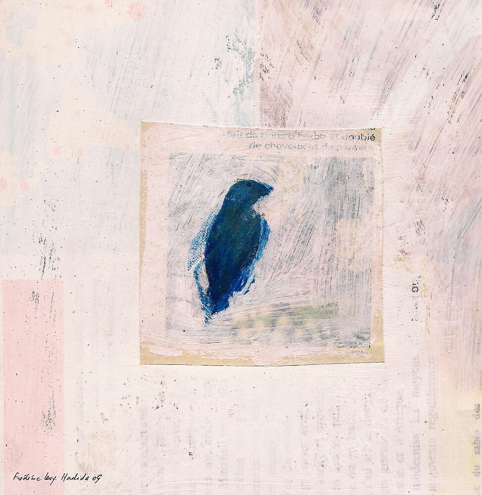 blue bird by frederic levy-hadida