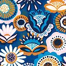 Floral Pattern by banginT