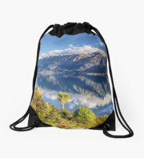 Lake Wakatipu Drawstring Bag