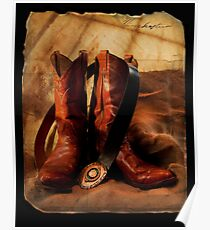 The Boots Poster