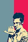 Fight Club Revisited - Tyler Durden  by Serge Averbukh