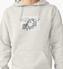 Pouty Super Pullover Hoodie
