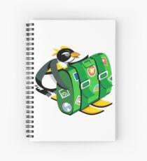 Arctic Travel Spiral Notebook
