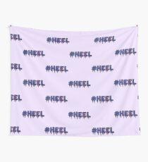HEEL - Pastel D (Galaxy) Wall Tapestry