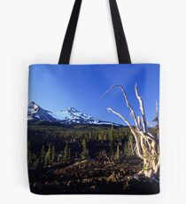 Sunrise at the Oregon cascades Tote Bag