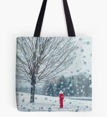 Winterscape 1 Tote Bag