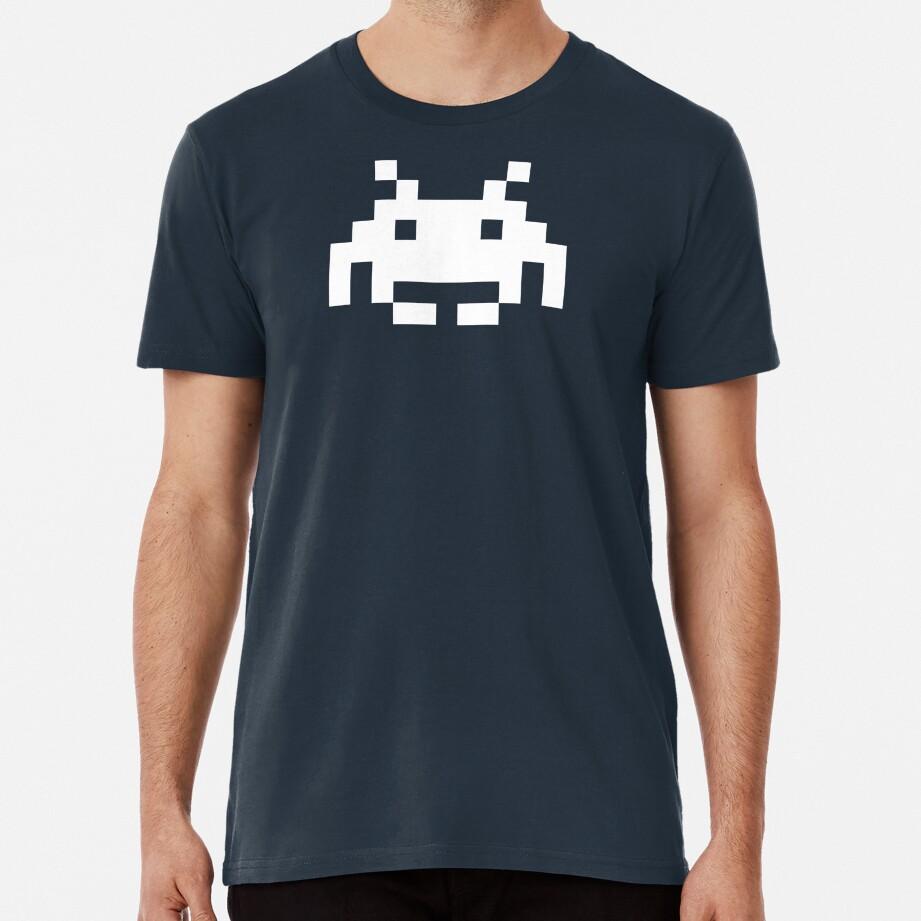 SPACE INVADER Premium T-Shirt