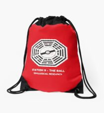 Station 9 - The Ball Drawstring Bag
