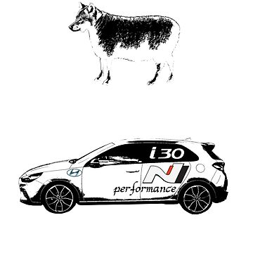i30N performance Wolf by Stahlbeisser71