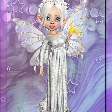 Winter Fairy by LoneAngel