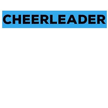 Cheerleader Dad, Cheerleader Dad Shirts, Cheerleader Gifts, Cheerleading Dad, Cheerleading Dad Shirt, Cheerleader Shirts, Cheerleading Shirt by mikevdv2001