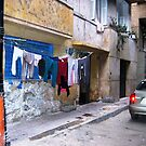 Washing In Cairo by Deirdreb
