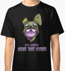 Purple Guy Hoodie Classic T-Shirt