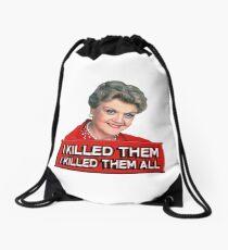 Fletcher 80s Drawstring Bag