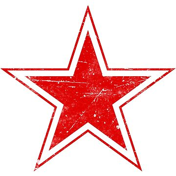 USSR Soviet Air Force Roundel Red Star by quark