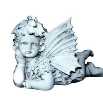 Angel, fairy, statue,cute,little,lovely,angel,love,heaven,faith,christian by love999