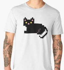 Black Cat Men's Premium T-Shirt