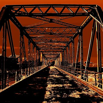 Golden Bridge by UncaDeej