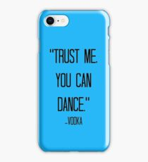 vodka love iPhone Case/Skin